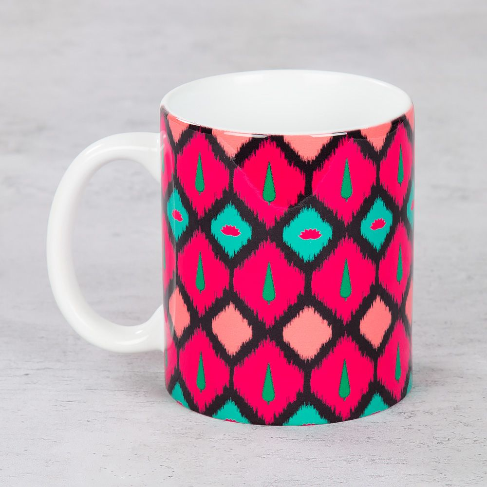 Conifer Symmetry Mug