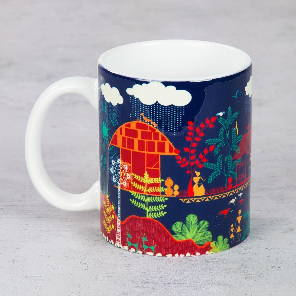 Village Reverie Mug