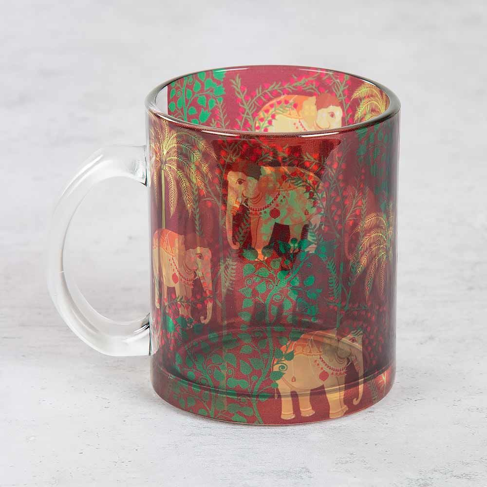 Tuskers of Sovereignty Glass Mug