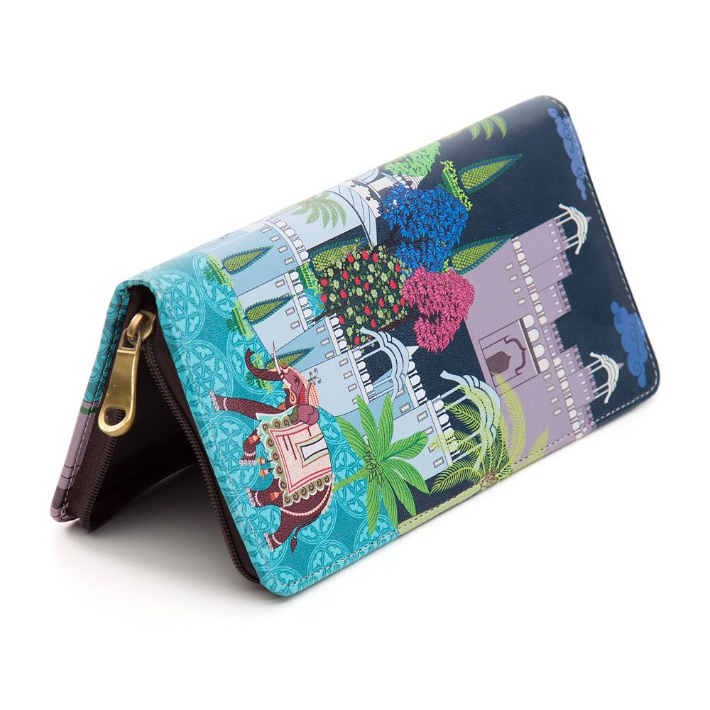 House of Ebullience Travel Wallet