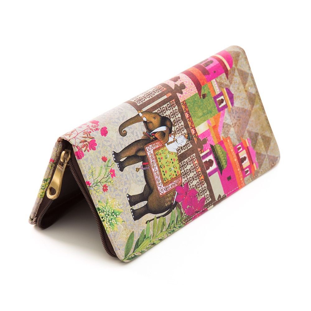 Field of Frollic Travel Wallet