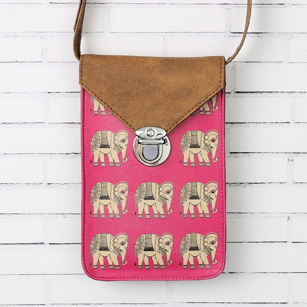 Haathi Howda Yatra Small Sling Bag