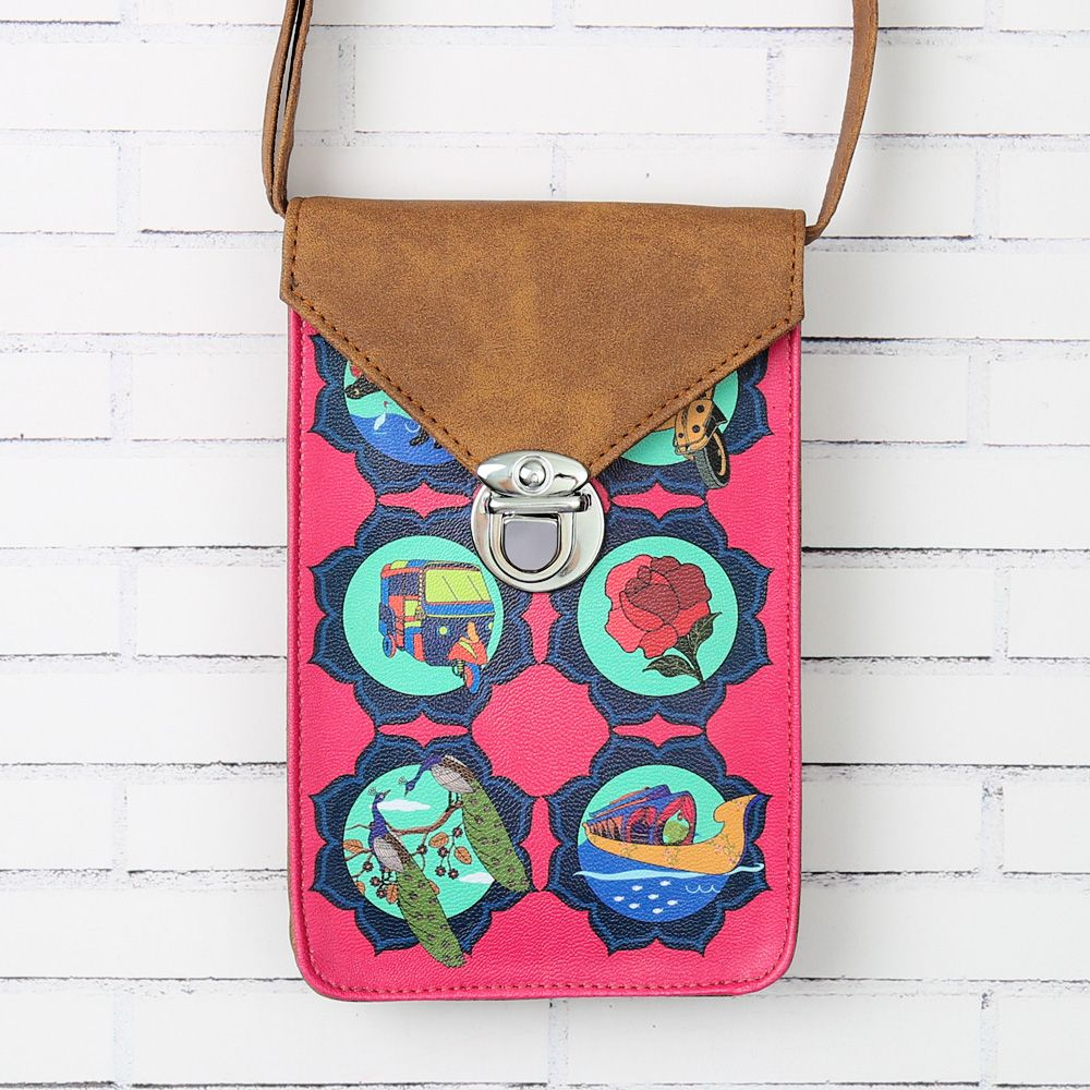 The Indian Influx Small Sling Bag