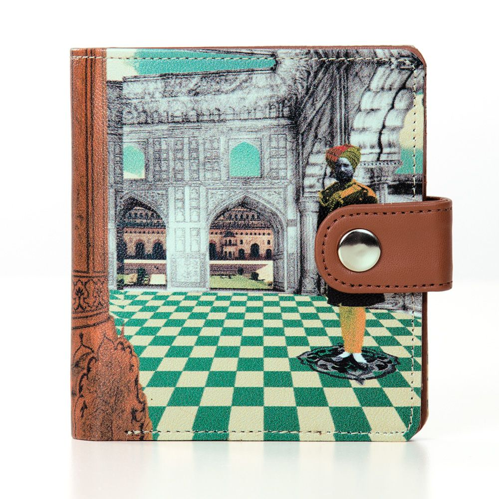Mirage of Minarets Unisex Wallet