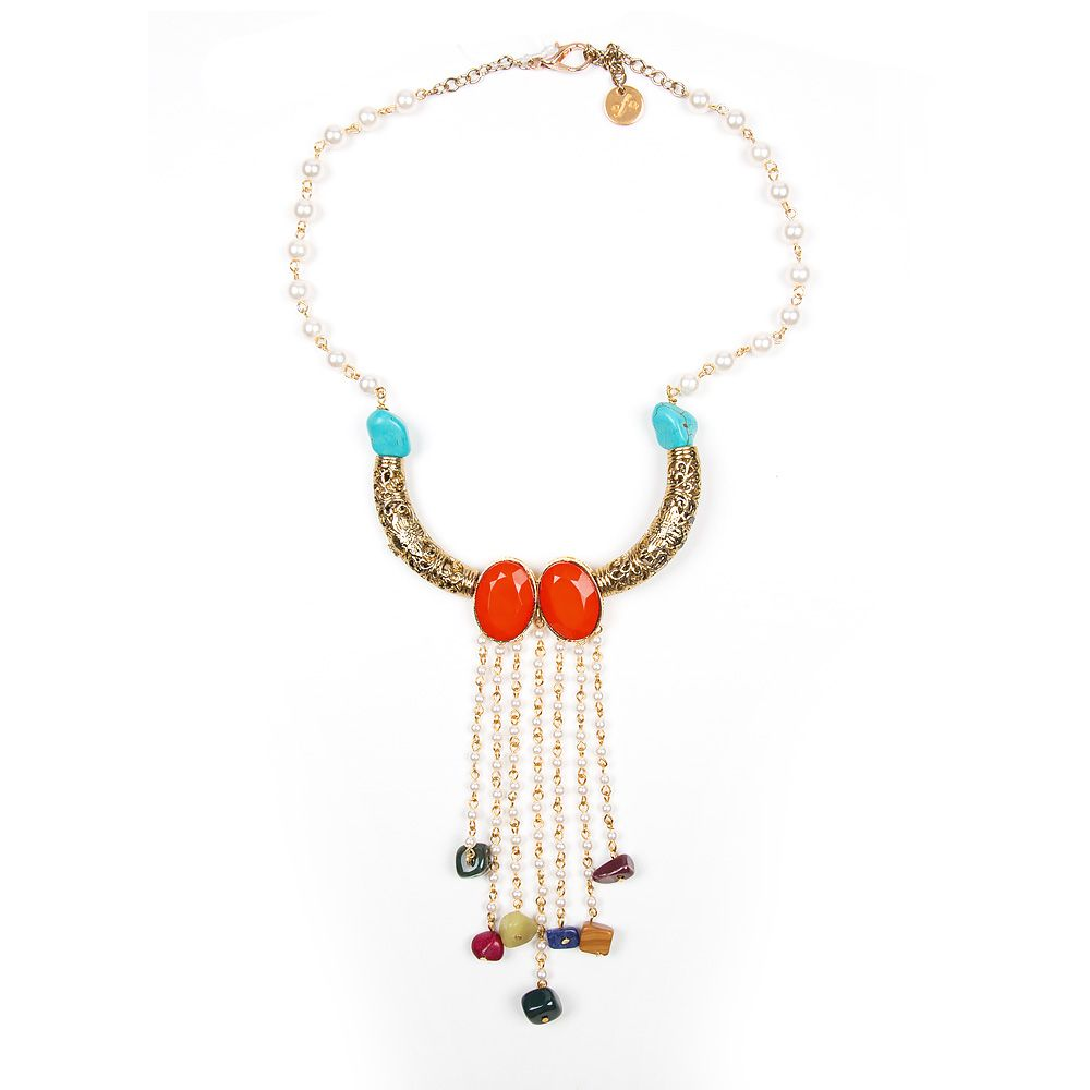 Entrancing Beads Necklace