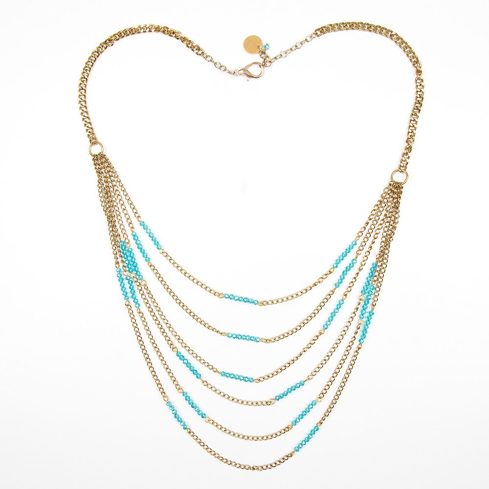 Enchained Statement Necklace