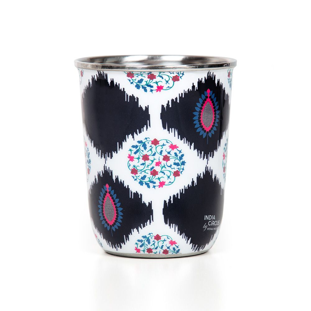 Floret Jamboree Small Steel Tumbler (Set of 2)