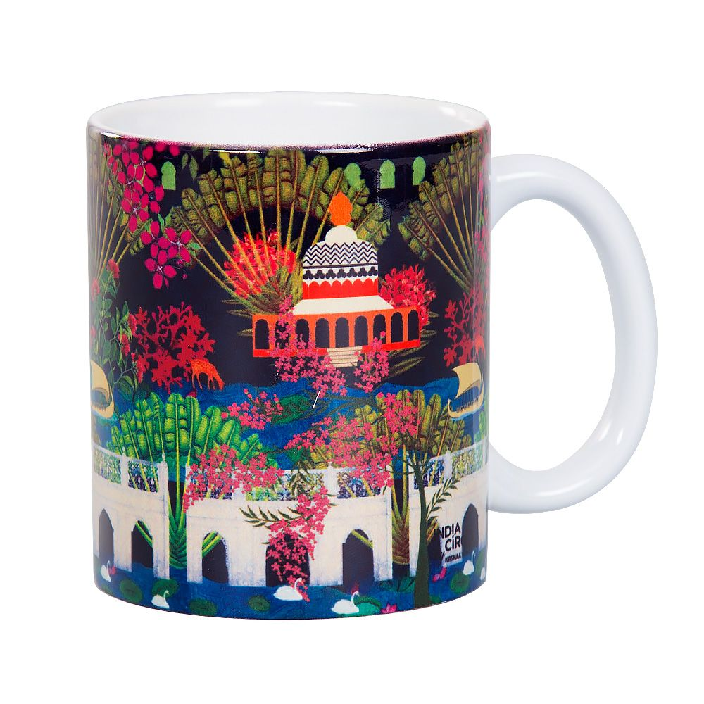 Banks of Silvassa Mug