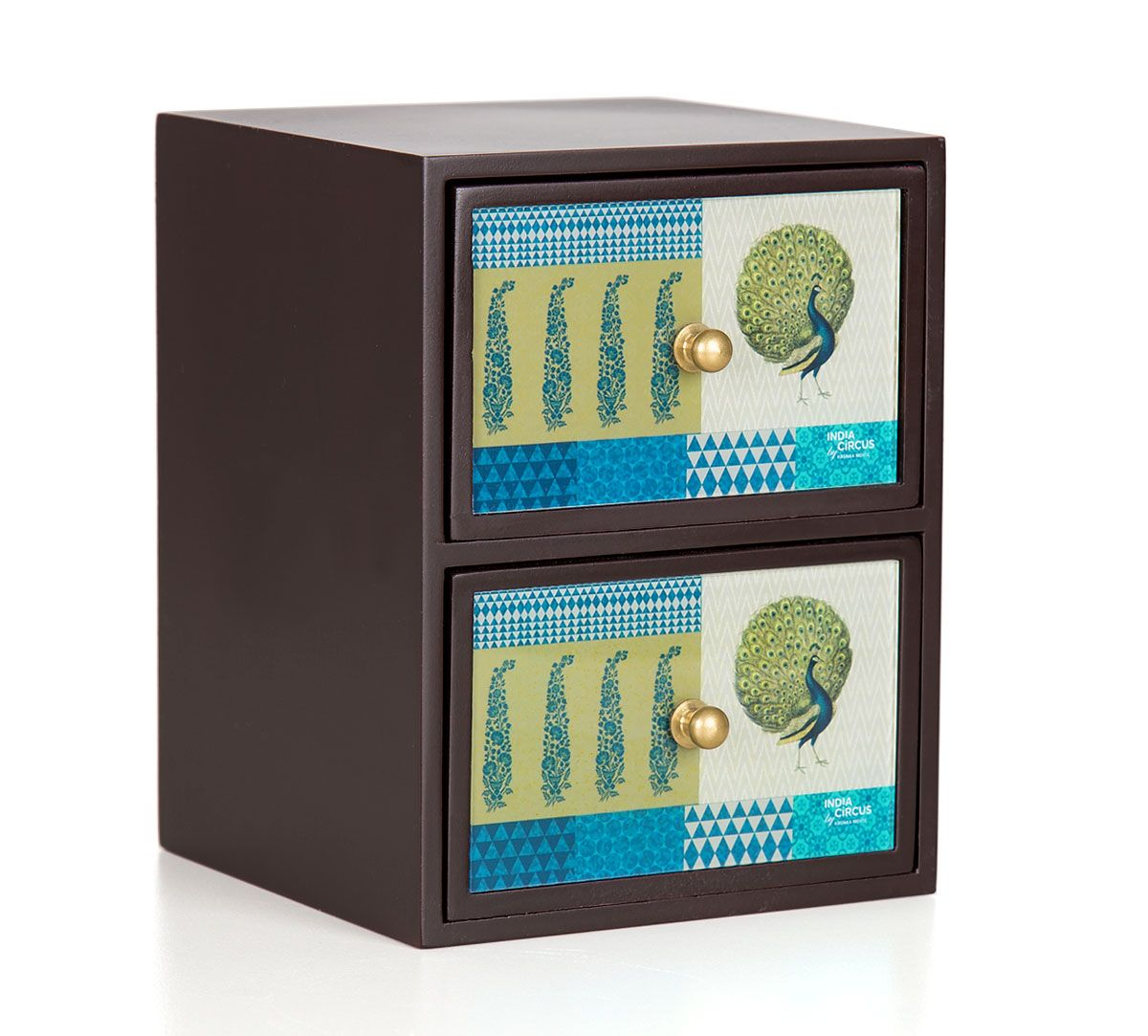 Geometric Pirouette Multi utility drawers