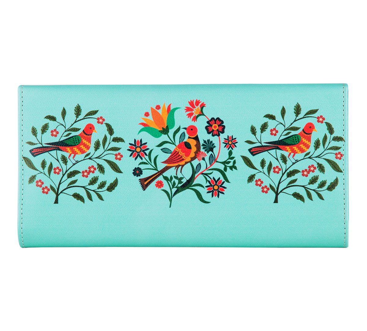 Psittacines Enquiry Medium Ladies Wallet