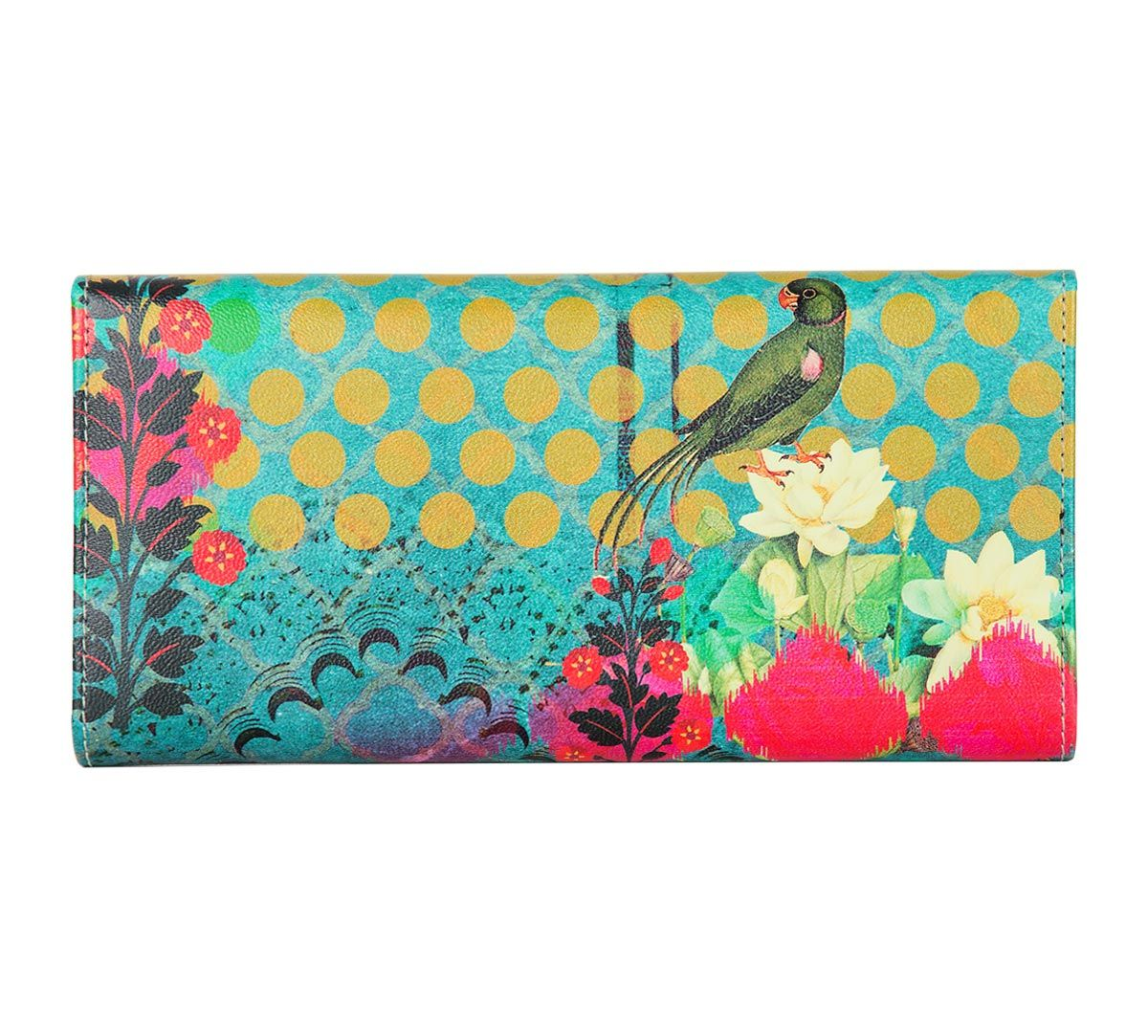 Garden of Evanescence Ladies Wallet