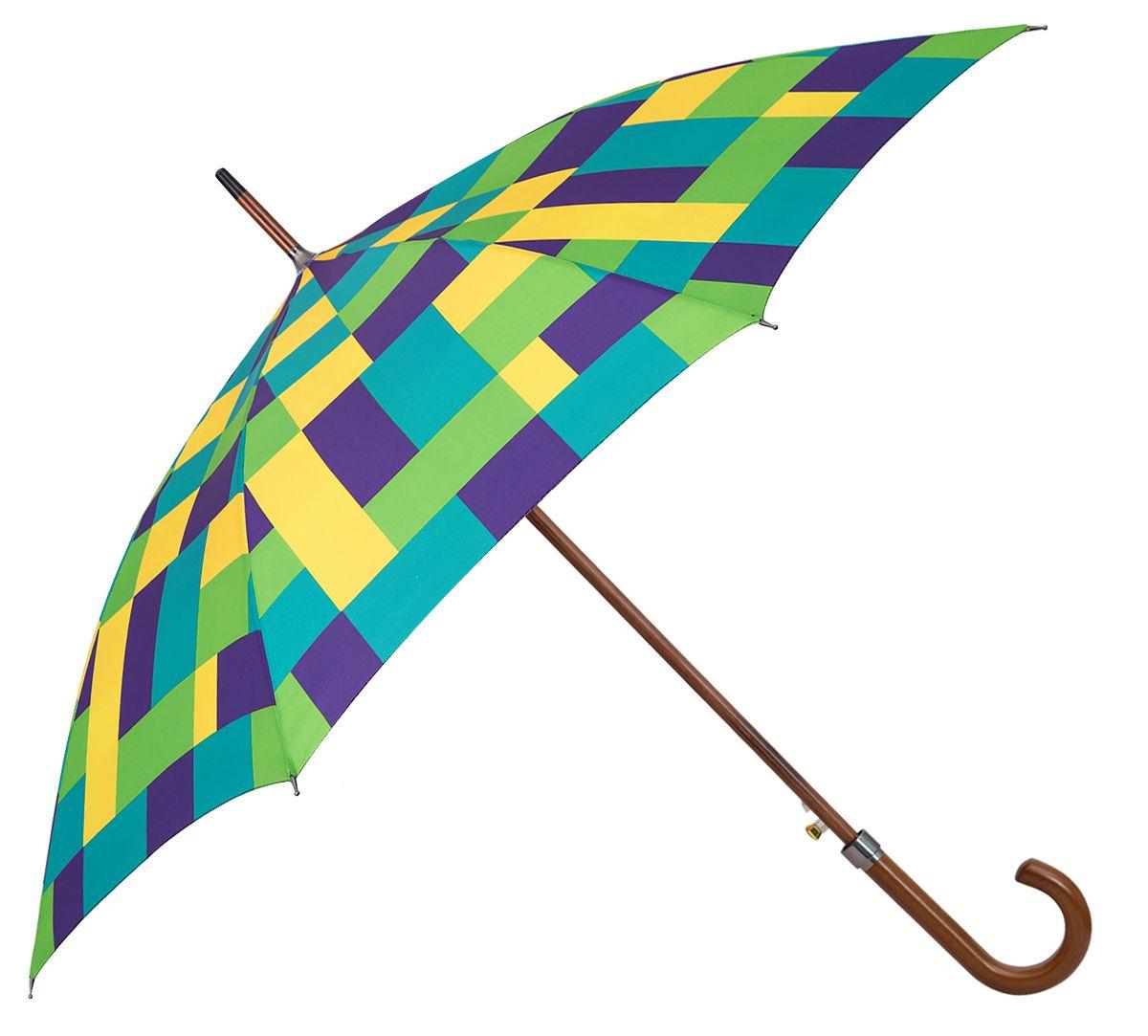 Trichromatic Progression Umbrella
