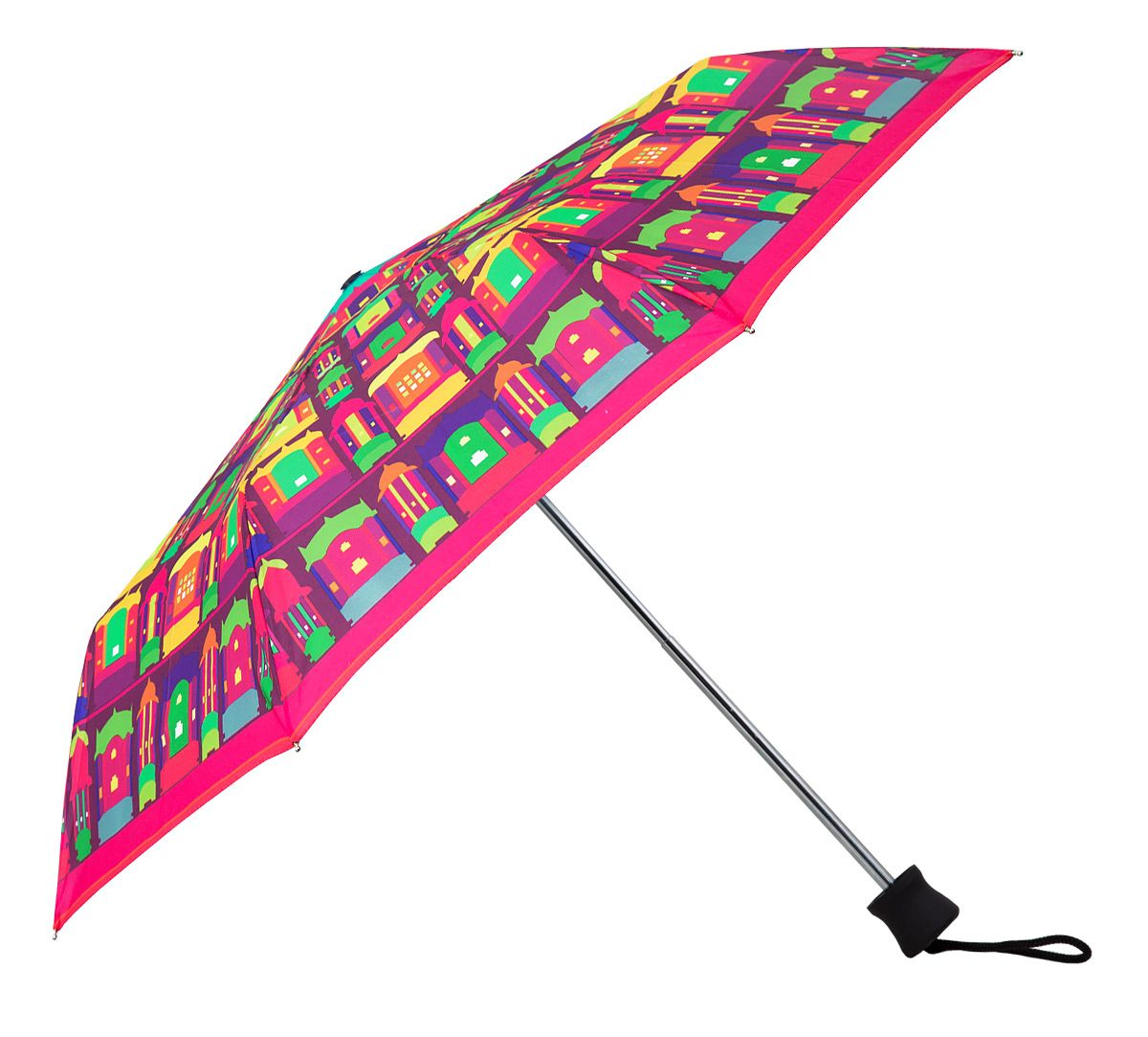 Palatial Illusions 3 Fold Umbrella | Rainy Umbrella