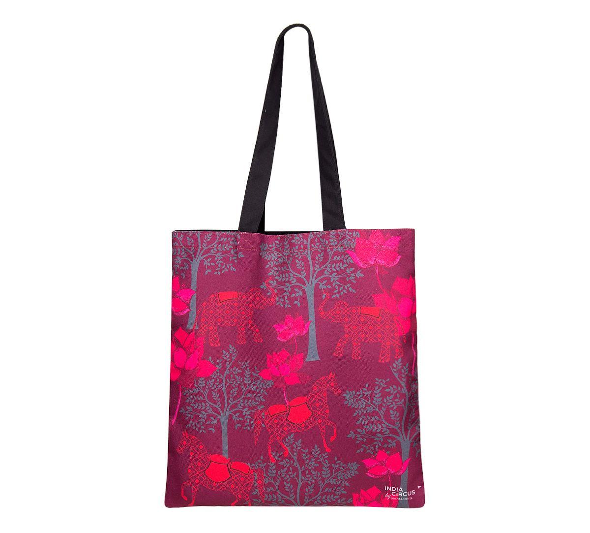 Hackney Inversion Jhola Bag