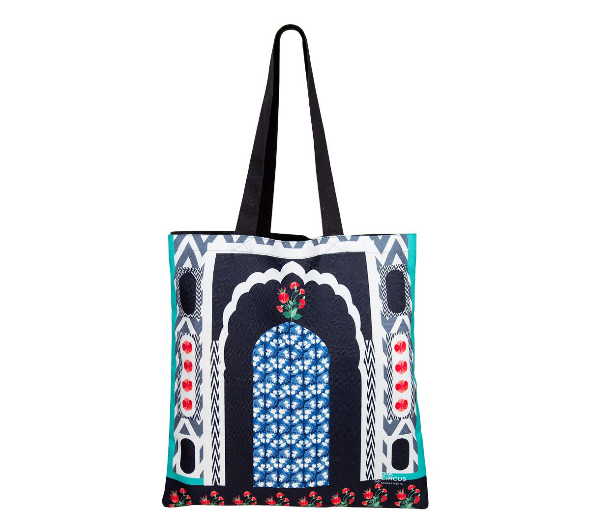 Buy Chevron Ingress Jhola Bag for Women - Mother's Day Special Offer