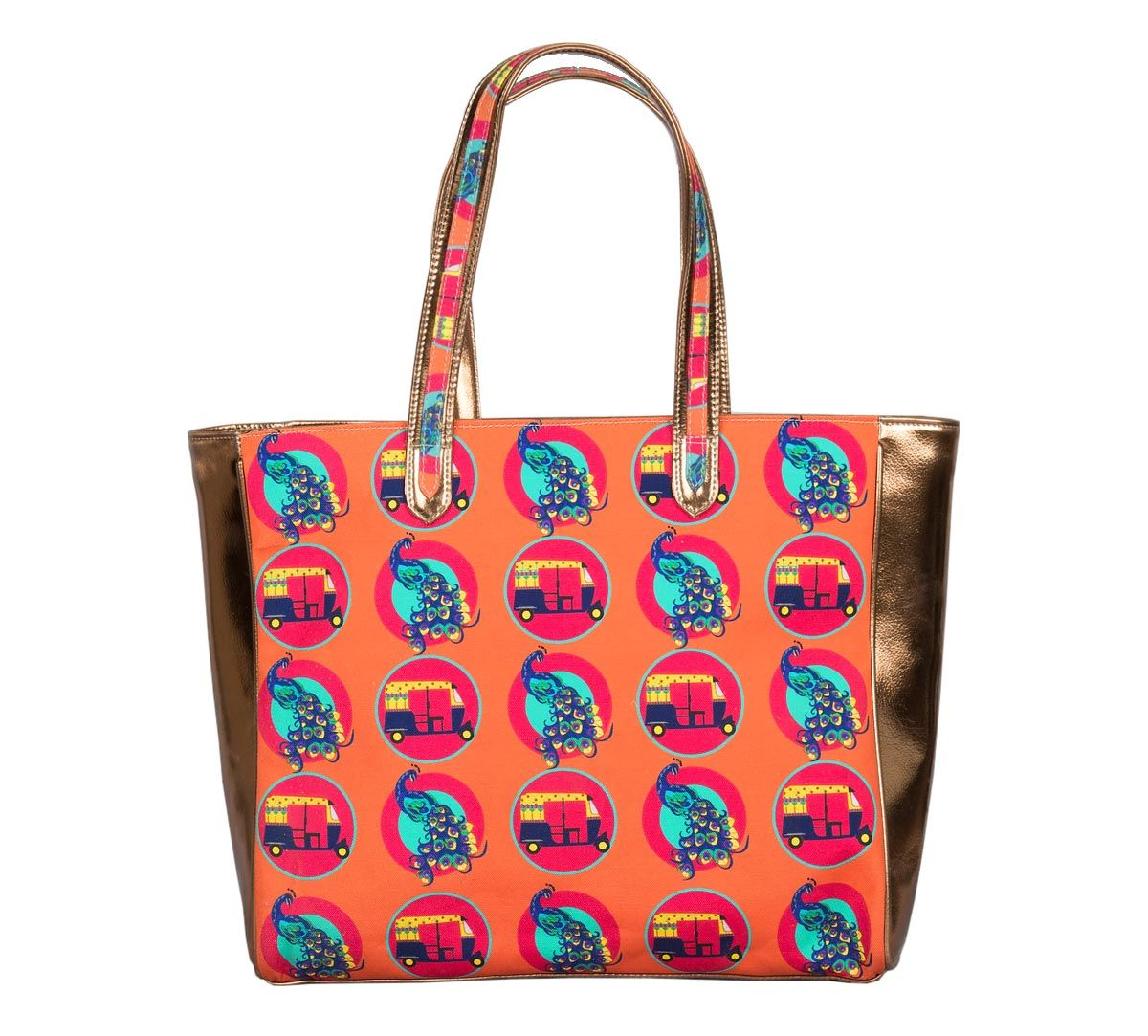 Dots of Exuberance Tote Bag