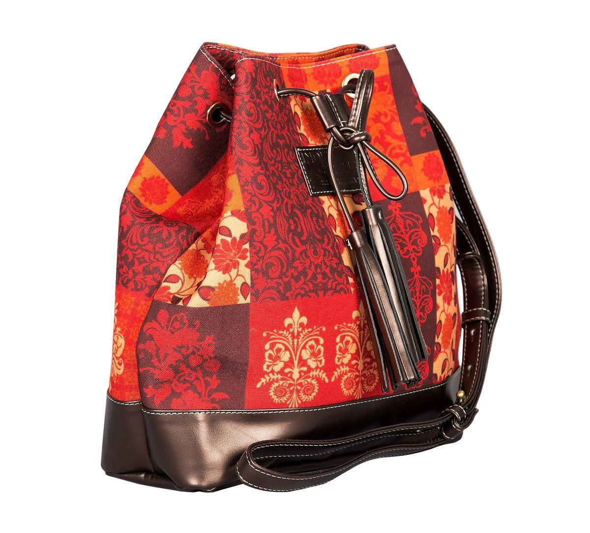 Floral Blossom Hobo Bag