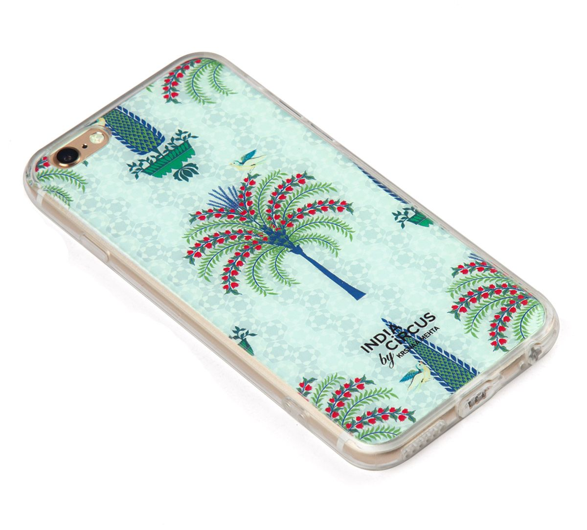 Palm Jumeirah iPhone 6/6s Soft Cover