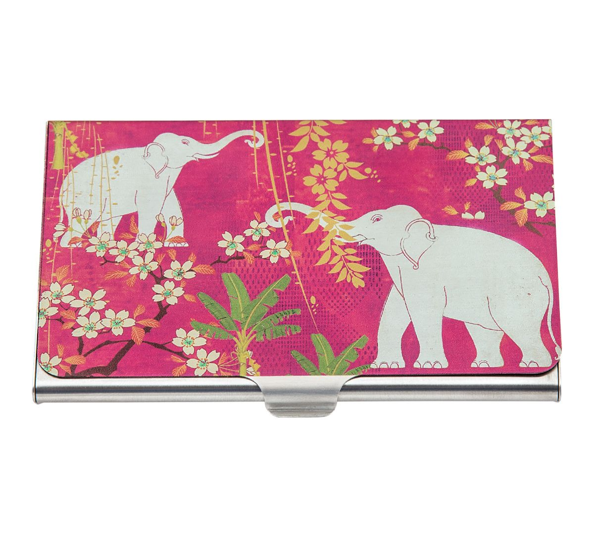 Scarlet Tusk Visiting Card Holder