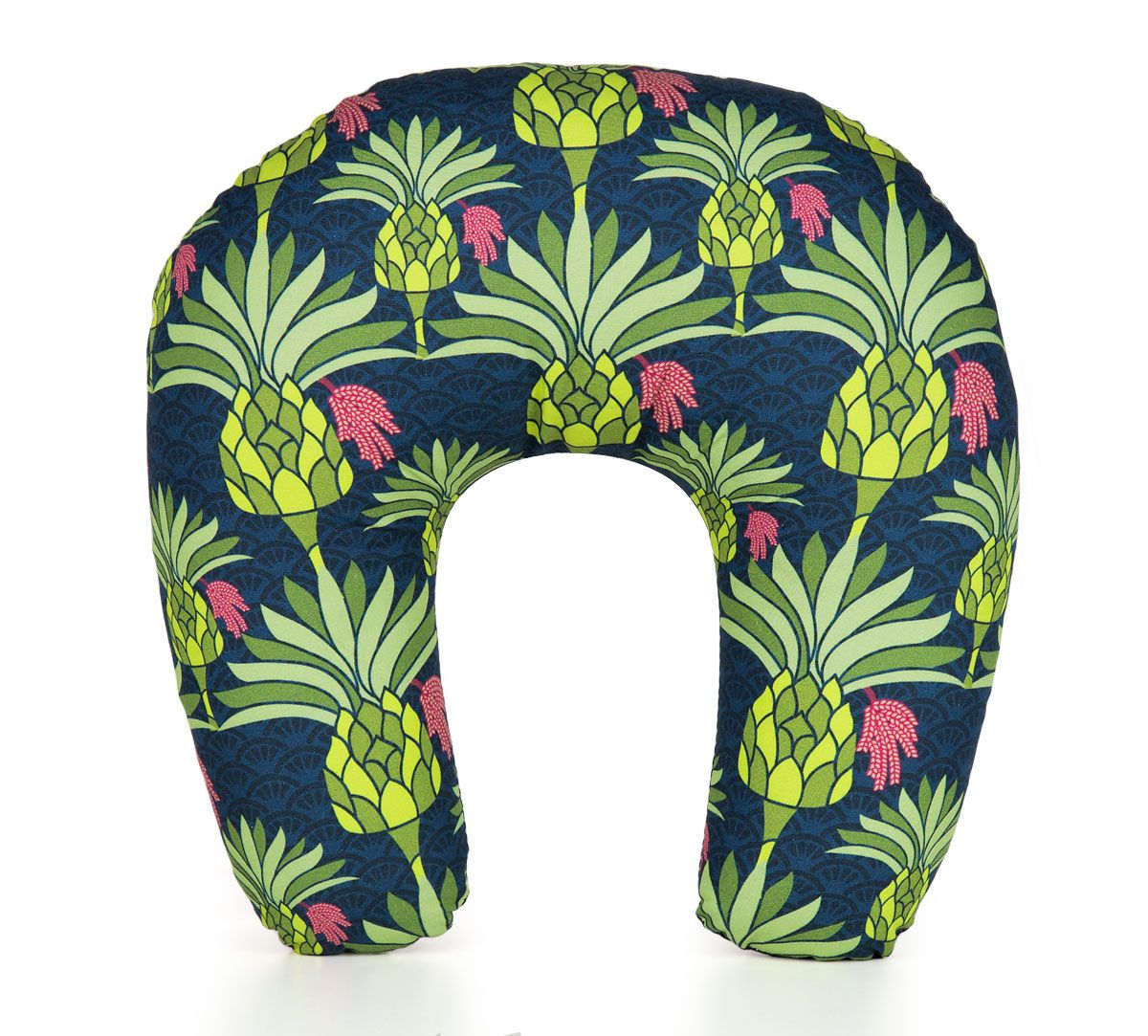 Palmeira Reiteration Neck Pillow