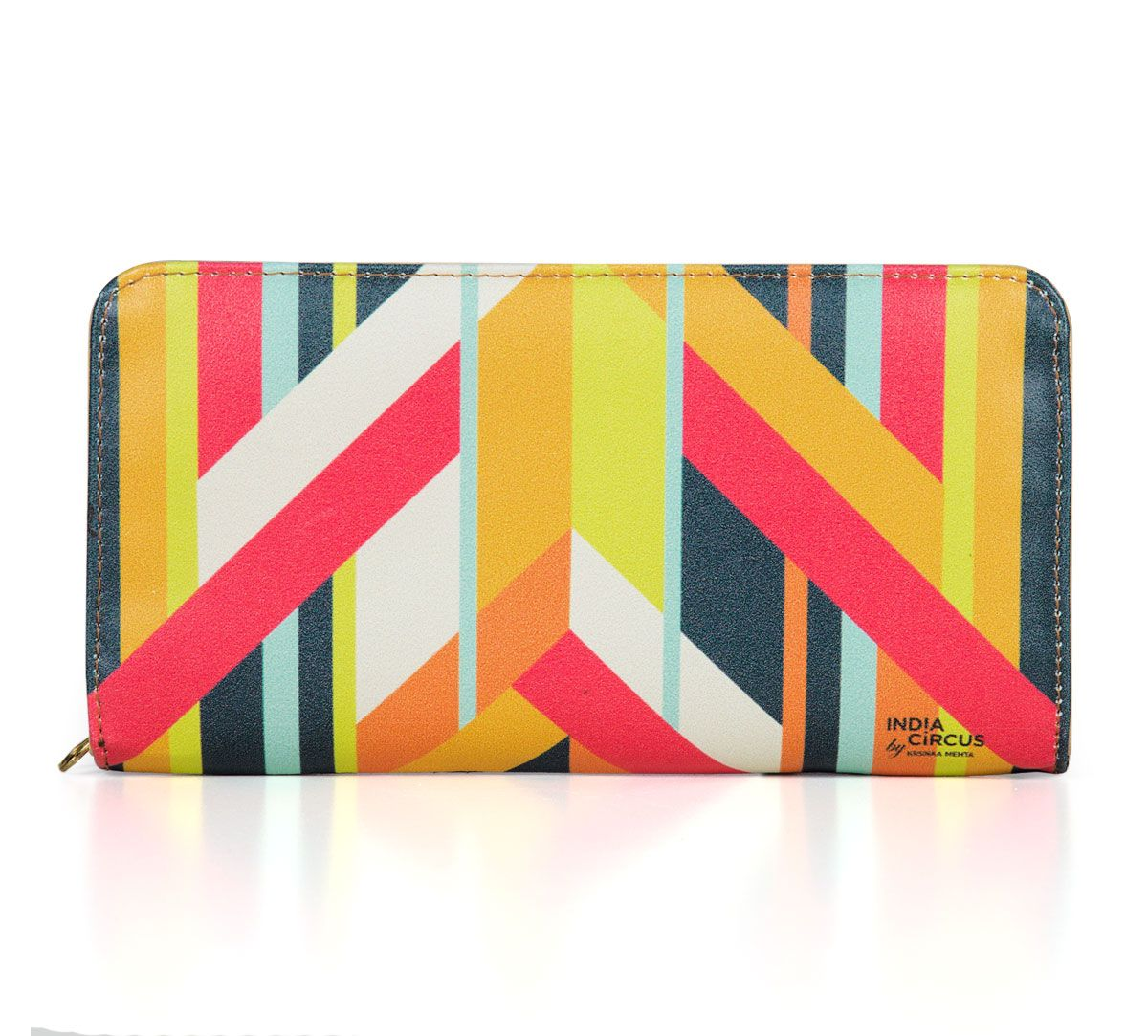 Arrow Exposition Zipper Wallet