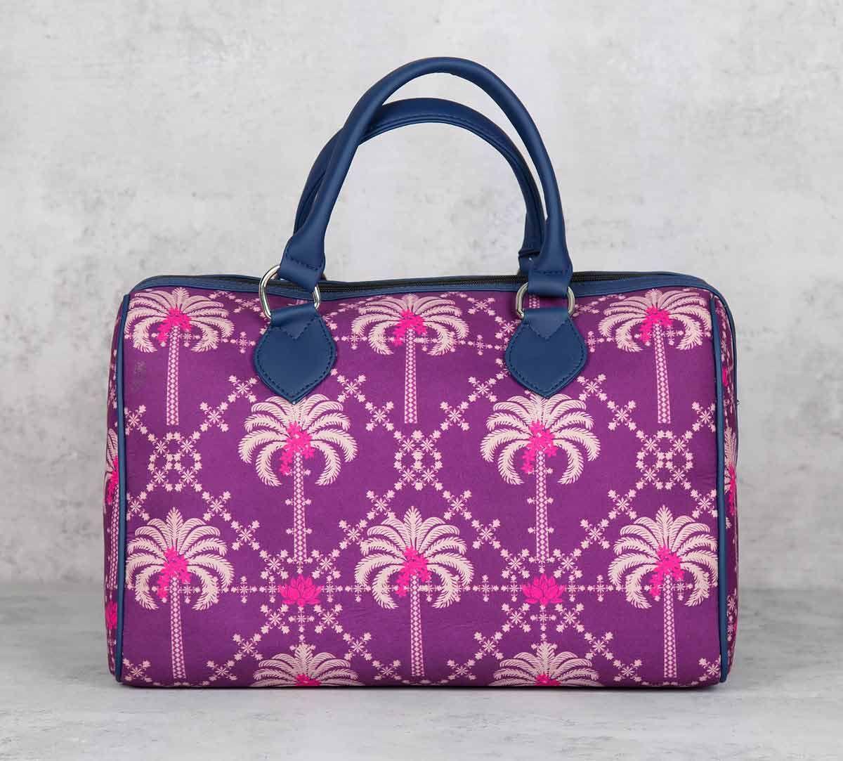 Poly Palmeira Duffle Bag