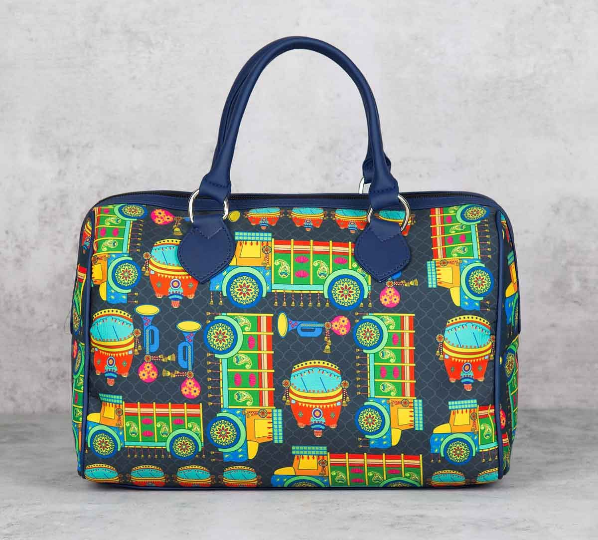 Transit Decorama Duffle Bag