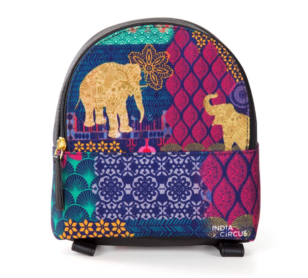 Mammal Kaleidoscope Backpack