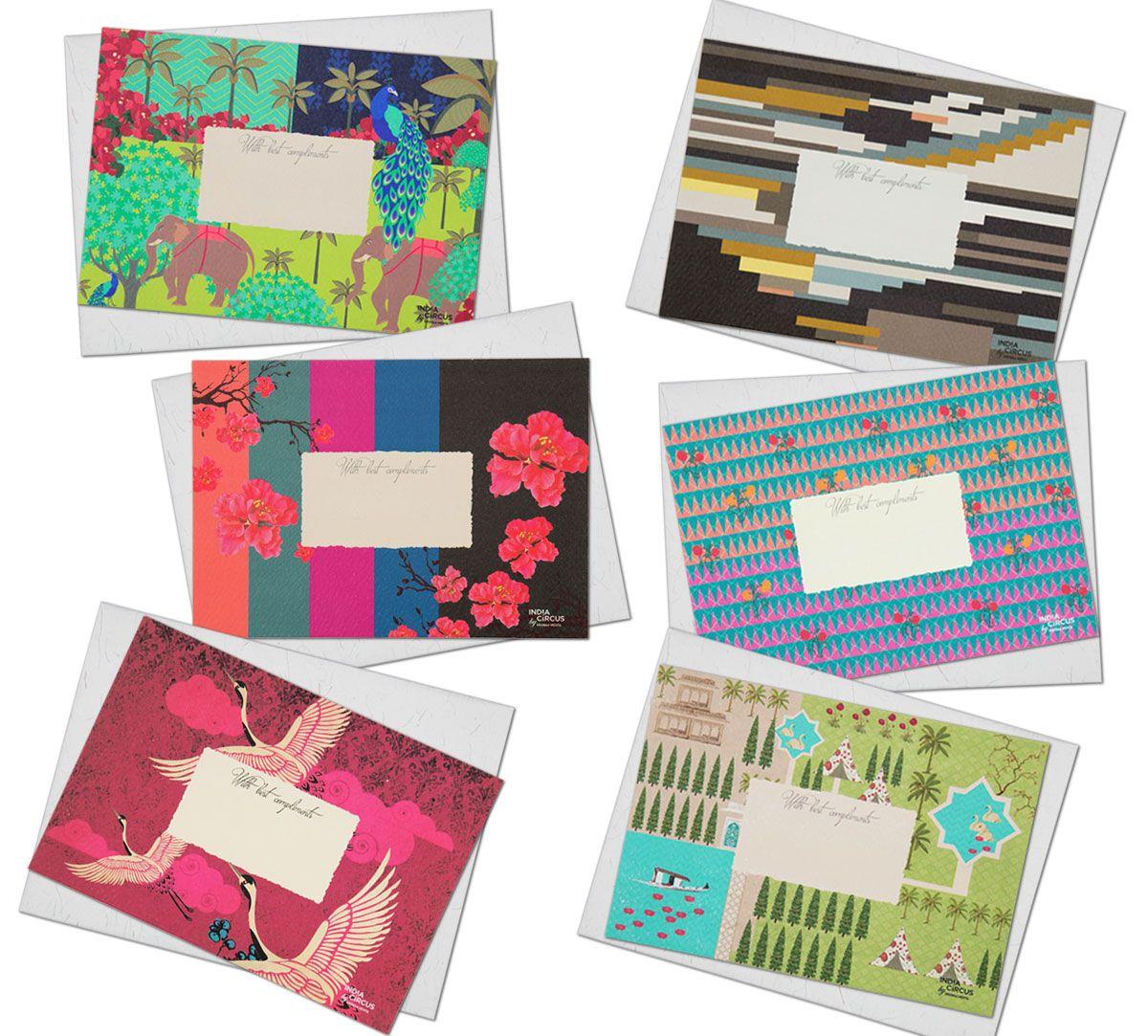 Forest Serenade Gift Cards (Set of 6)