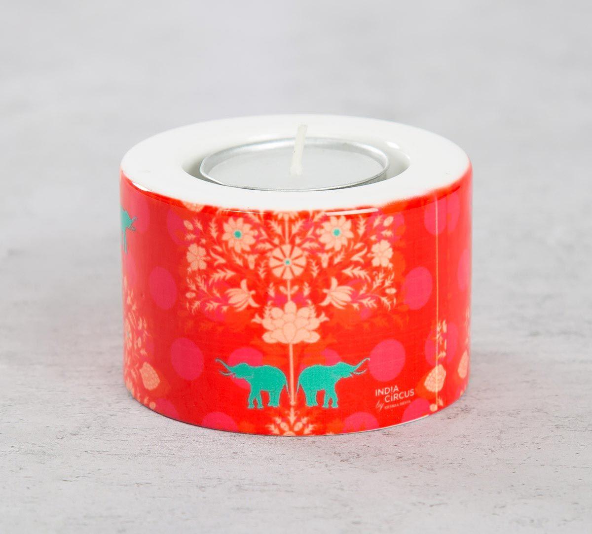 Siamese Boscage Tea Light Holder