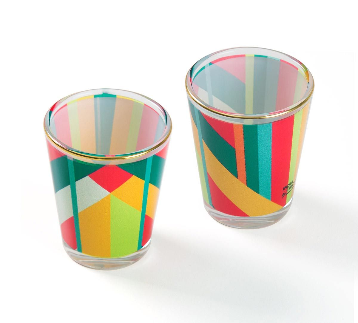 Arrow Exposition Shot Glass