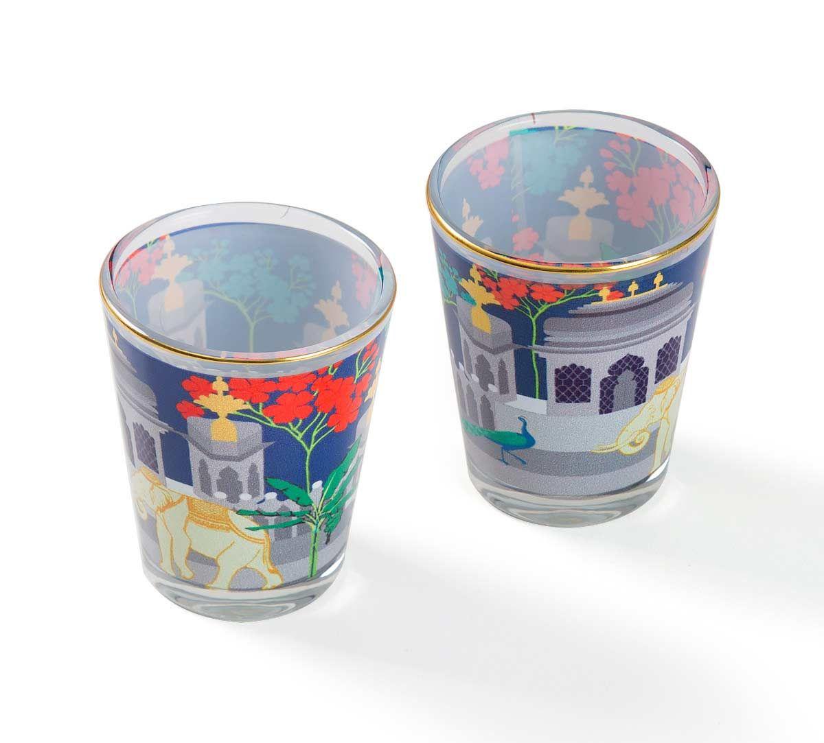 The Vantage Point Shot Glass