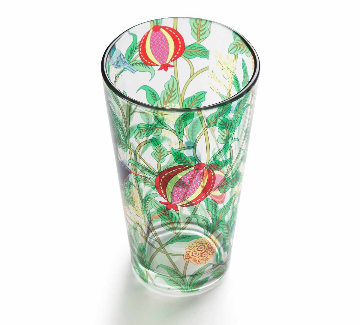 Flights of Vivers Glass Tumbler