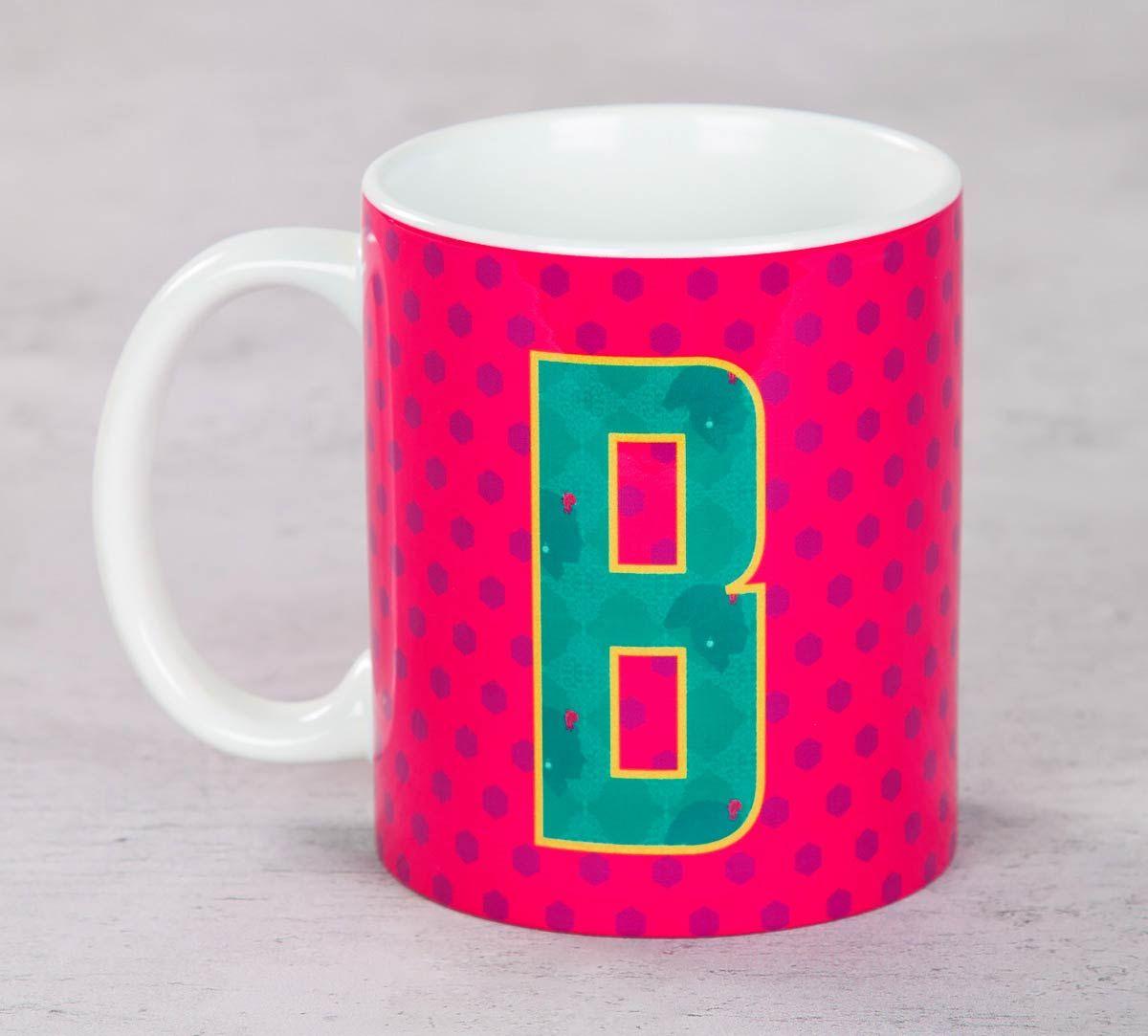 Dotted Bavarian Coffee Mug