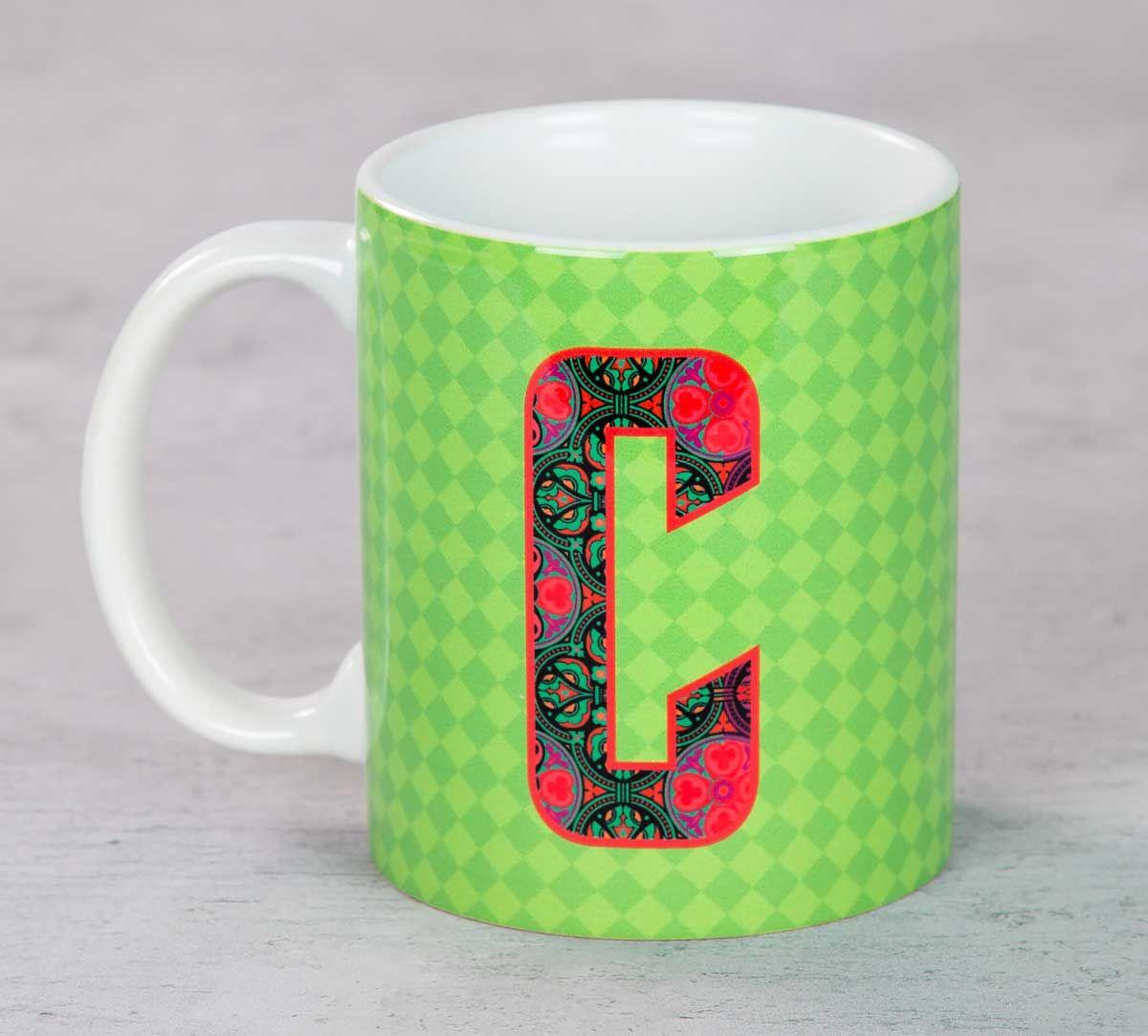 Lattice Chic Coffee Mug