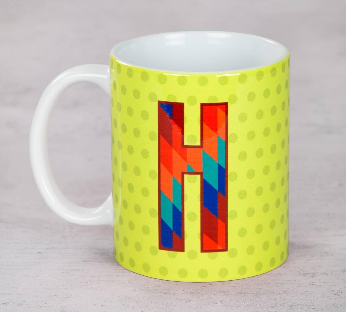 Dotted Halcyon Coffee Mug