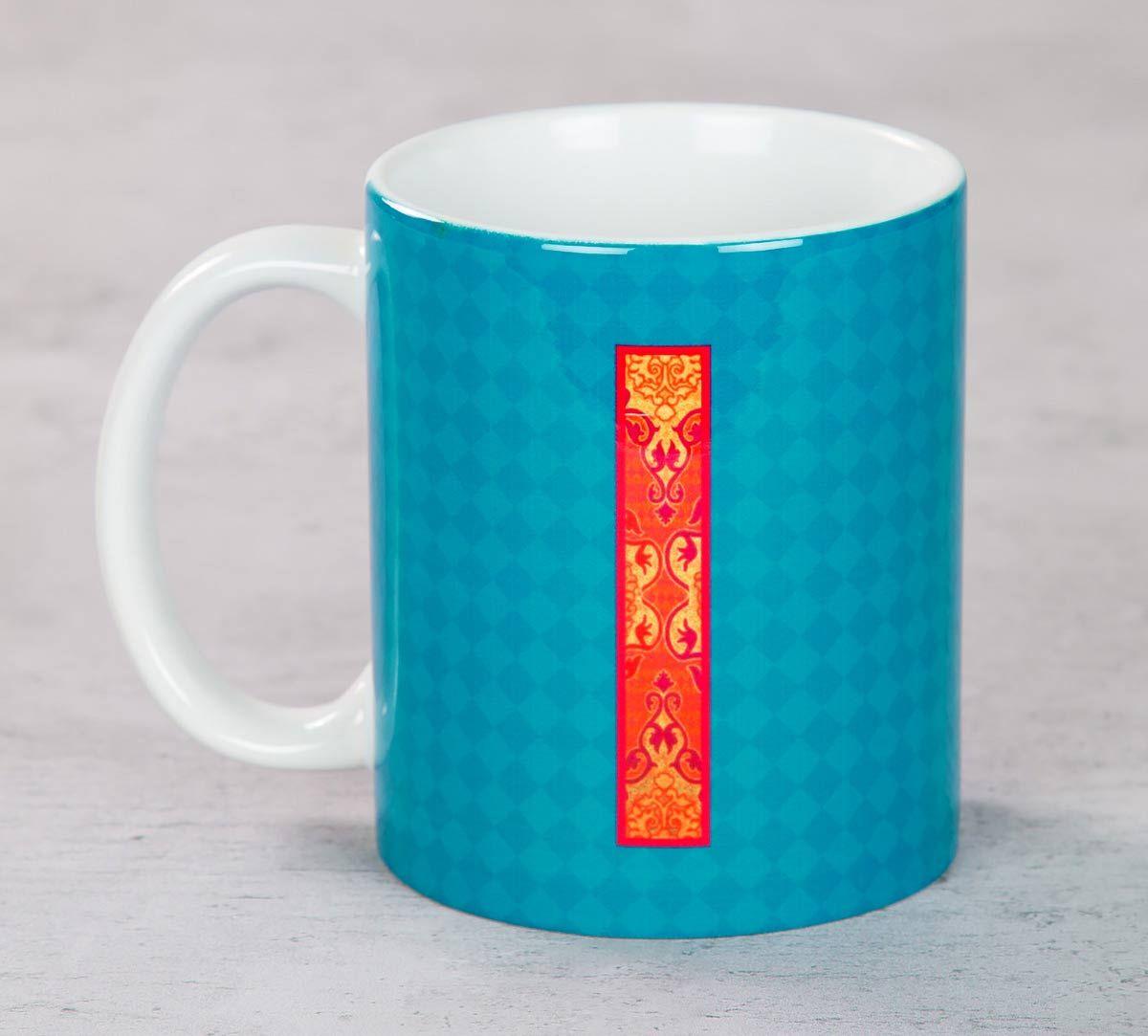 Latticed Iconic Coffee Mug