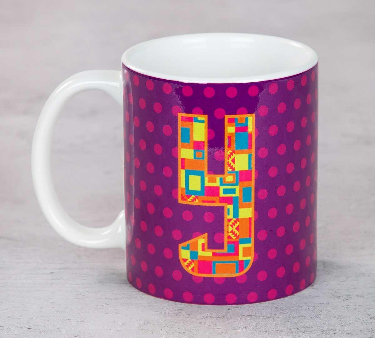 Dotted Youthful Coffee Mug