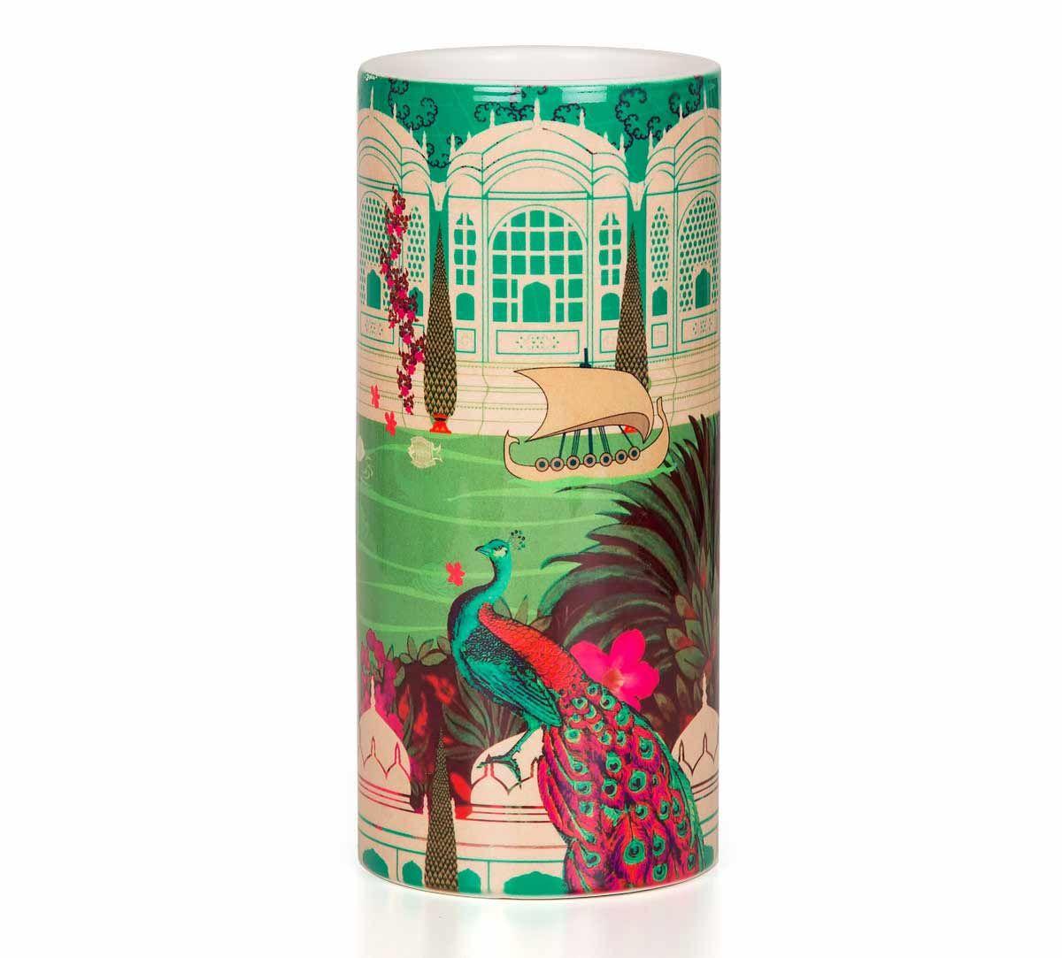 Garden of ascendancy Vase