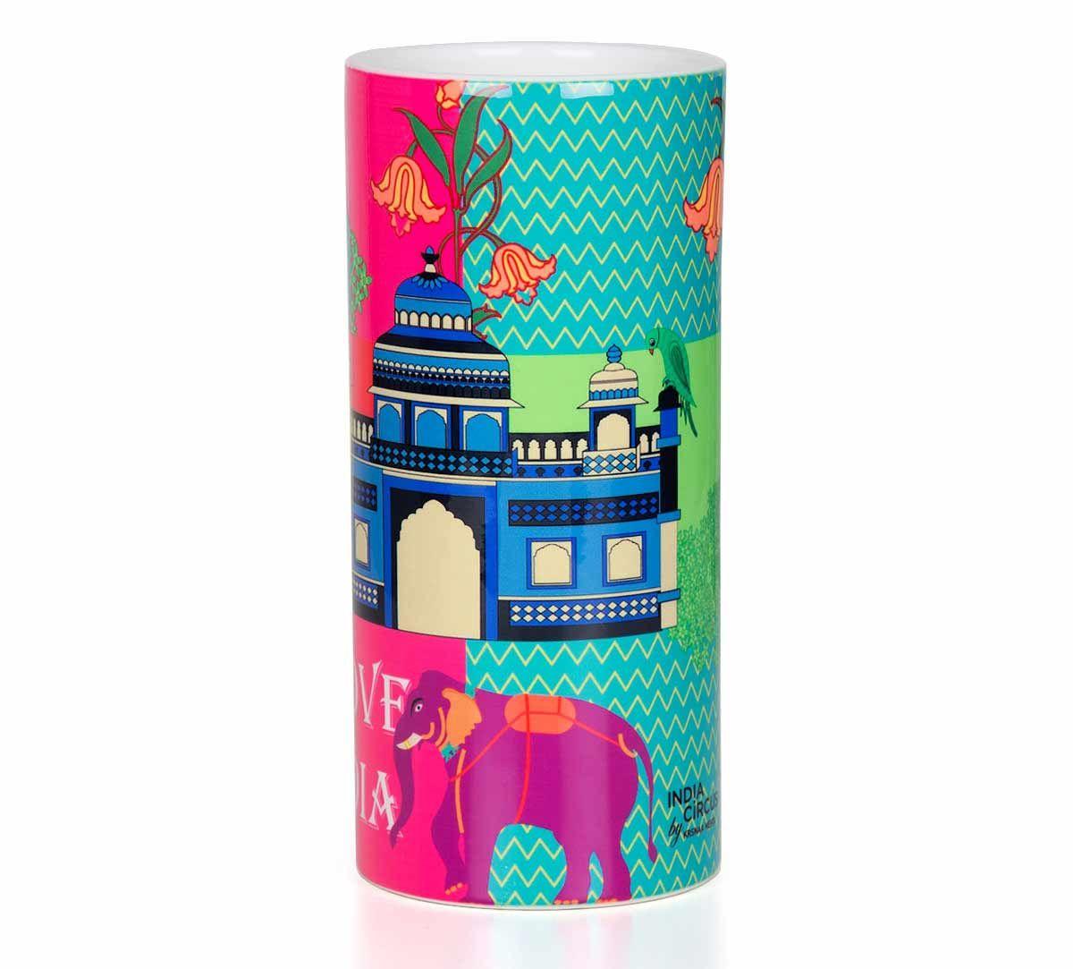 Pop Patriot Vase