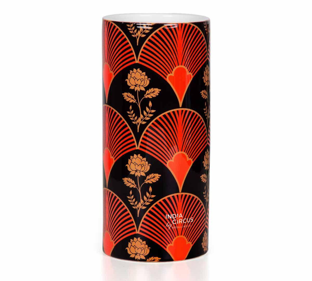 Fans of Blossom Vase