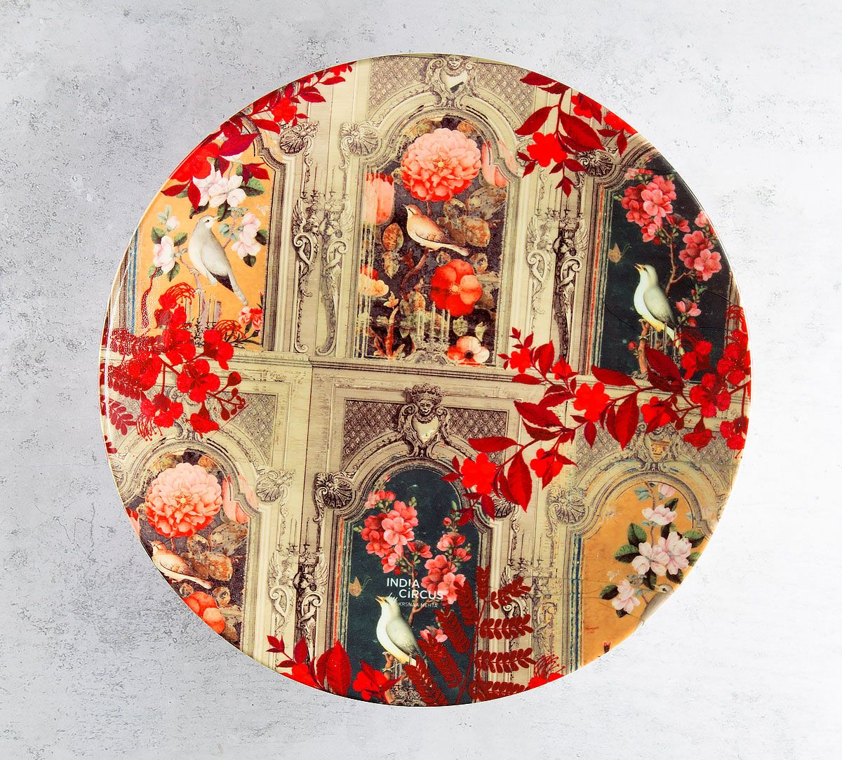 Departed Memoirs Decorative and Snacks Platter
