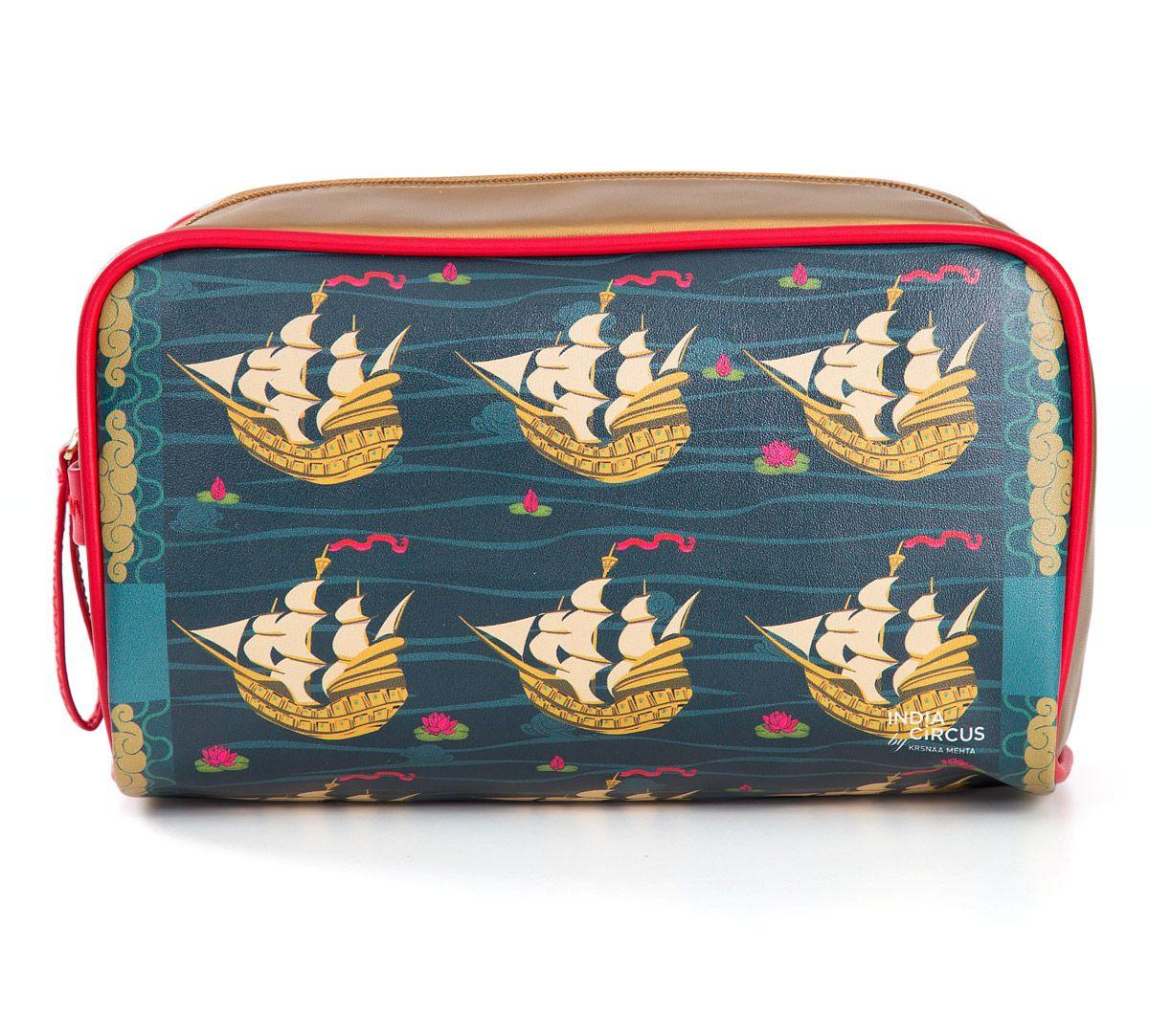 Ship Rigged Travel Kit