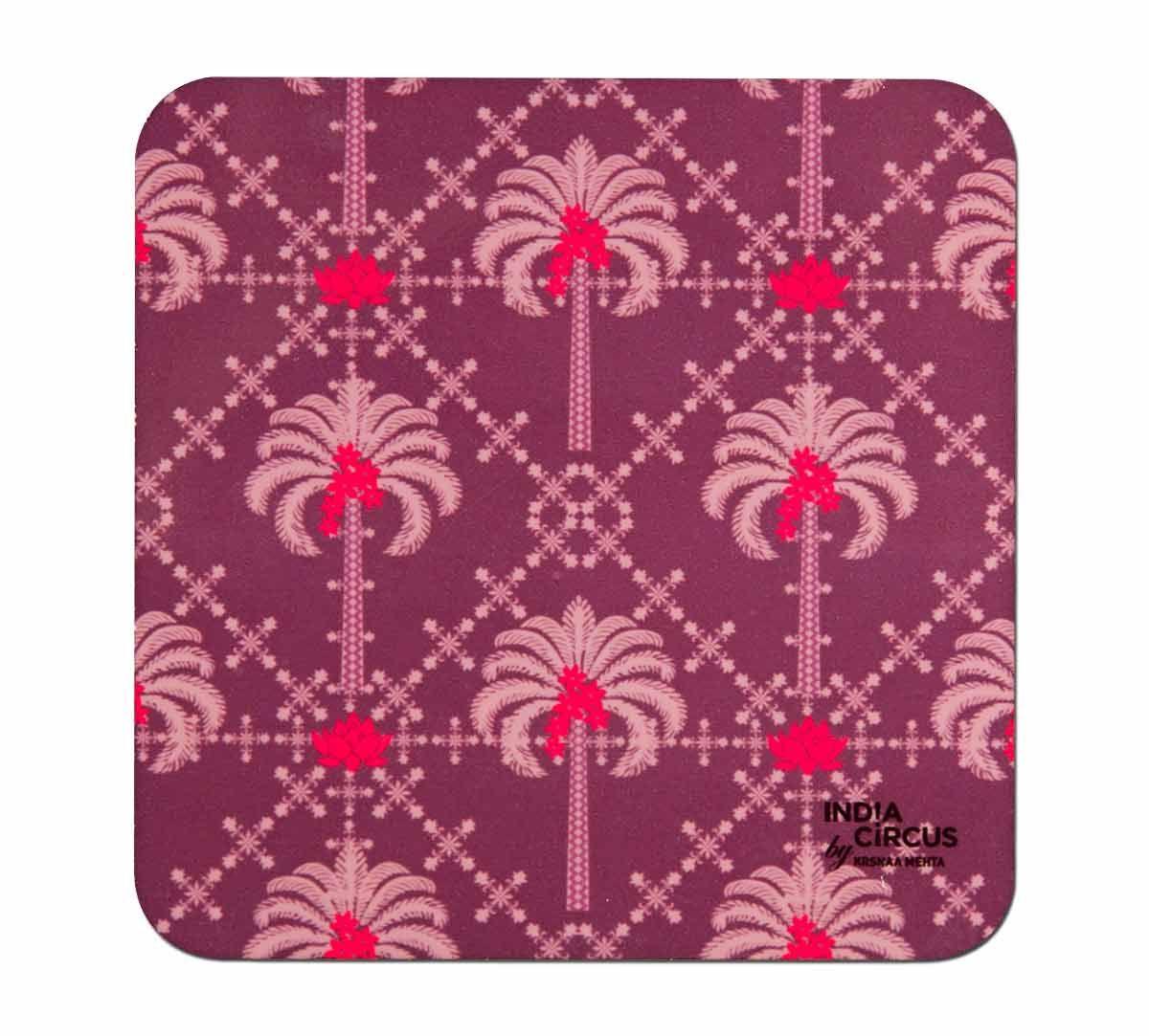 Poly Palmeira MDF Coasters (Set of 6)