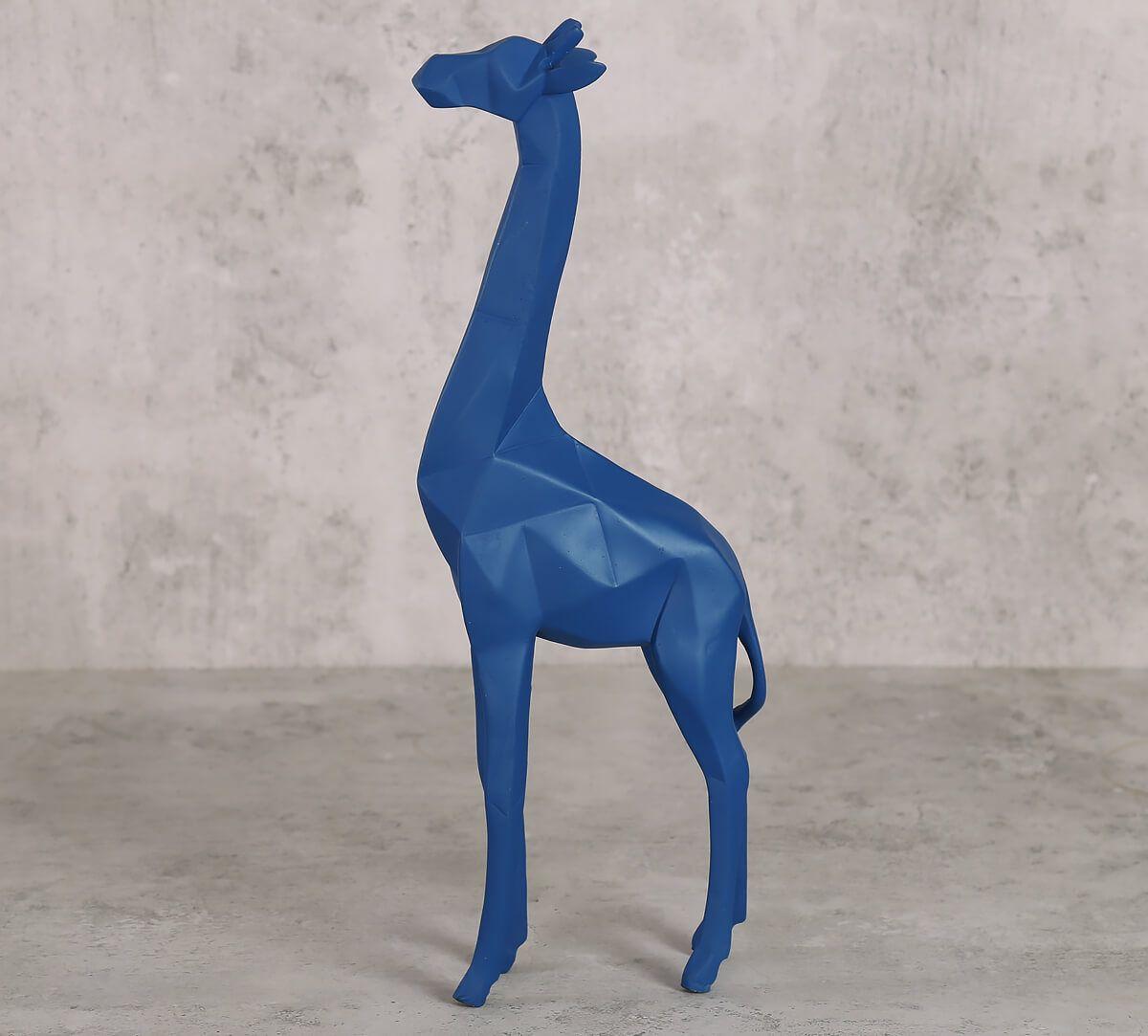 India Circus Rothschild Giraffe Figurine