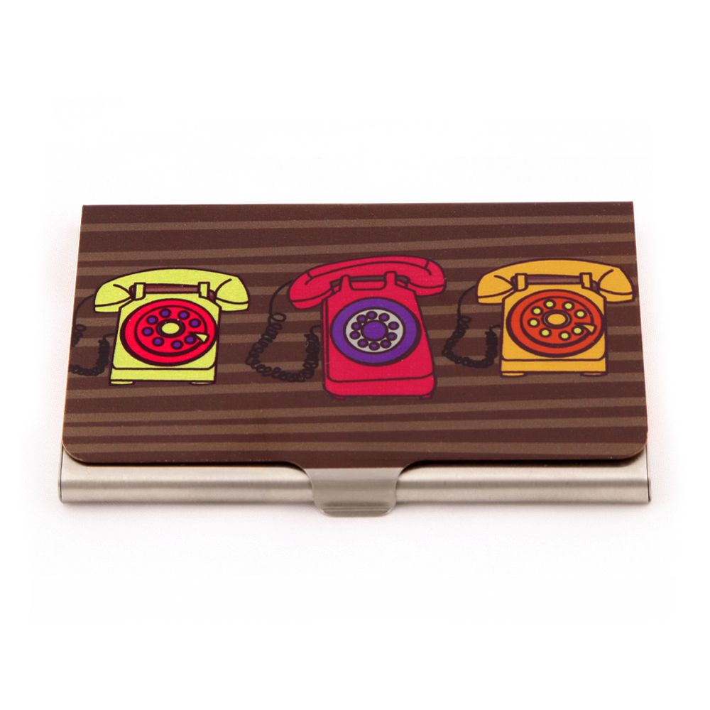 Jalebi Trunk Call Visiting Card Holder