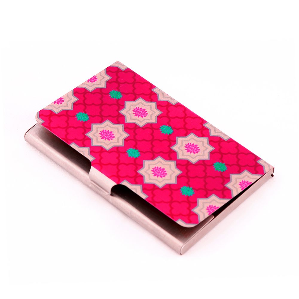 Kuheli Floral Bloom Visting Card Holder