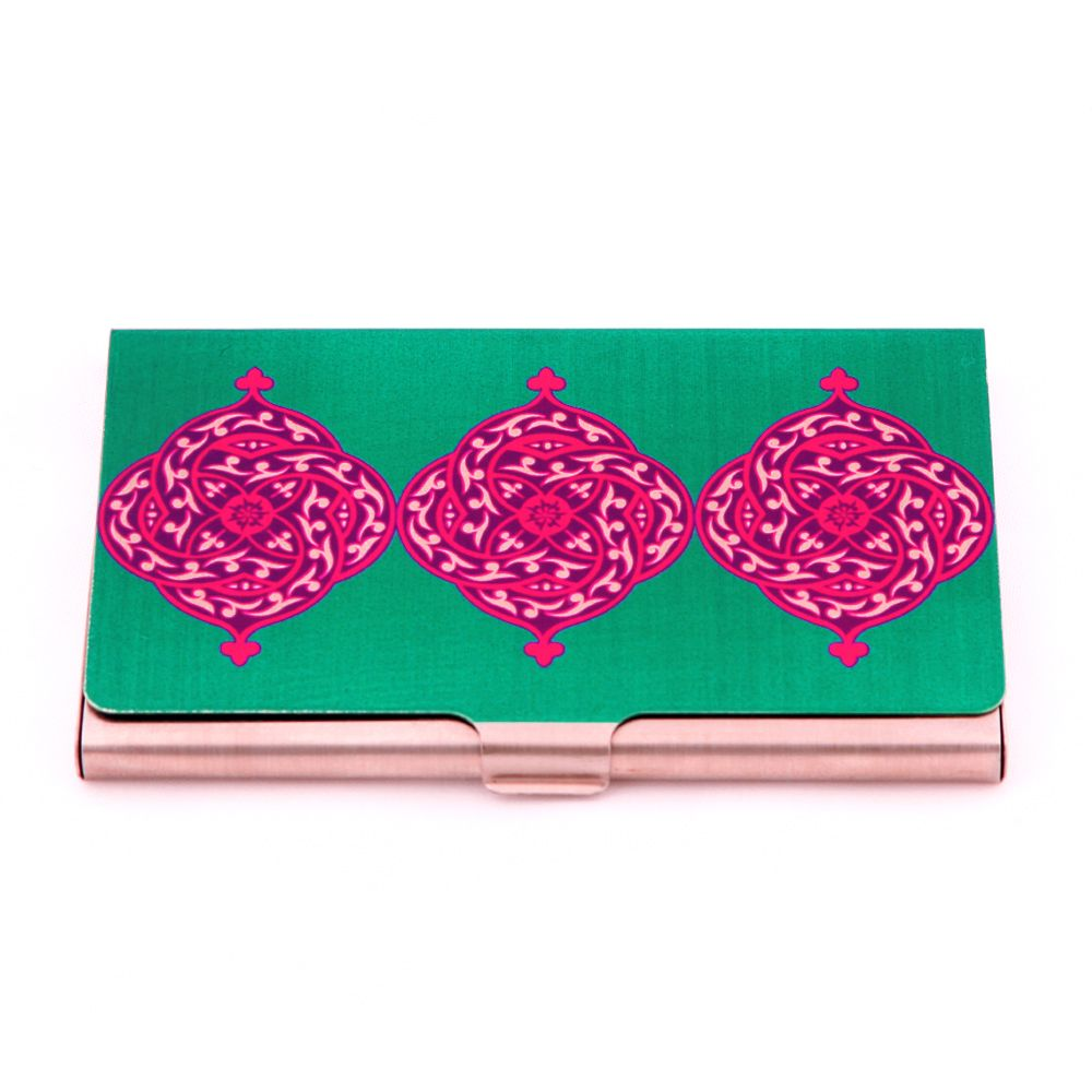 Kuheli Radiant Circle Visiting Card Holder