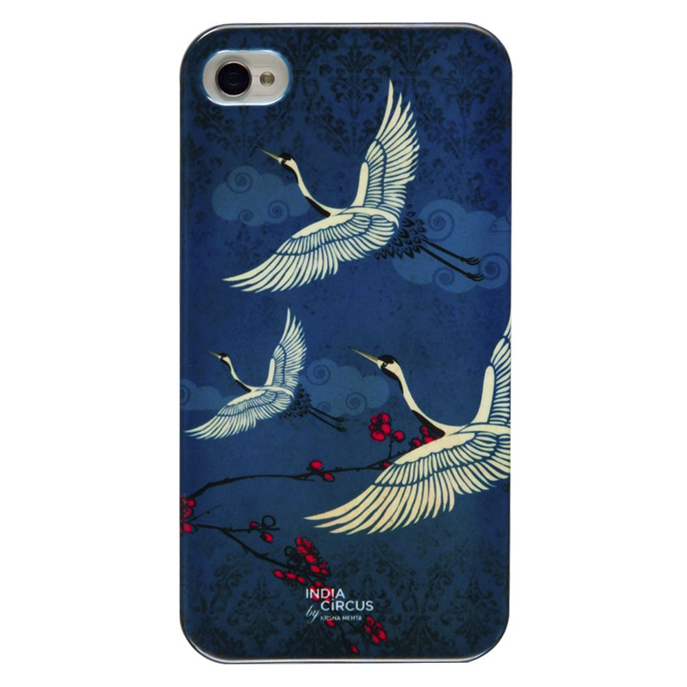 Legend of the Cranes iPhone 4/4s Cover