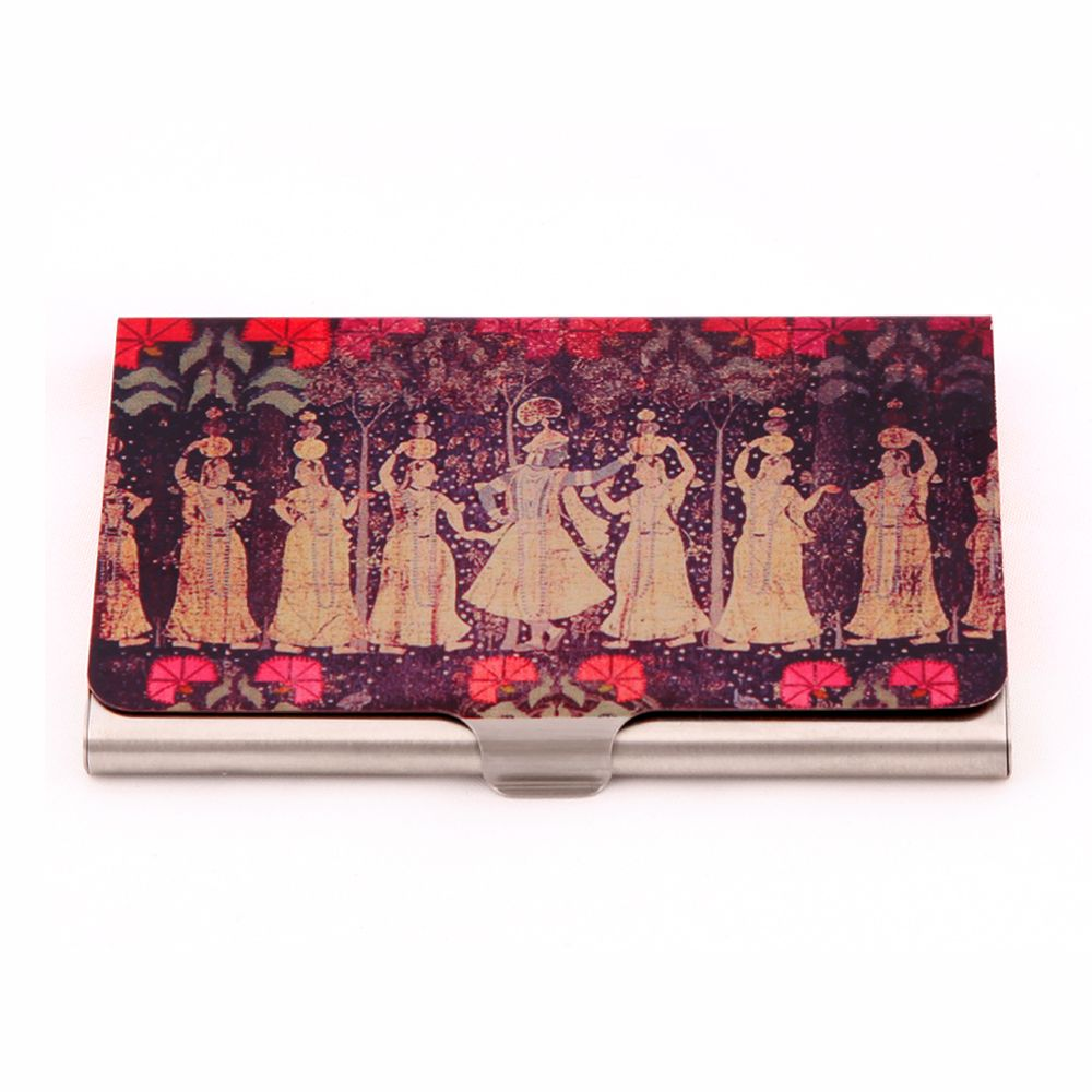 Neo Nawab Cosmic Courtesan Visting Card Holder